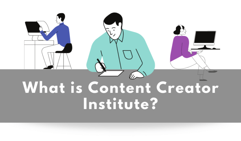 Yiming Xuzhou is the founder of Content Creator Institute.
