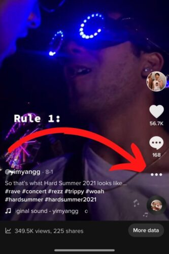 Repurposing your TikTok videos is useful for growth.